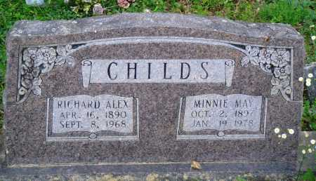 CHILDS, RICHARD ALEX - Perry County, Arkansas | RICHARD ALEX CHILDS - Arkansas Gravestone Photos