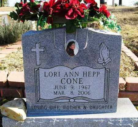 CONE, LORI ANN - Perry County, Arkansas | LORI ANN CONE - Arkansas Gravestone Photos
