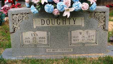 DOUGHTY, W T - Perry County, Arkansas | W T DOUGHTY - Arkansas Gravestone Photos