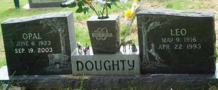 DOUGHTY, OPAL - Perry County, Arkansas | OPAL DOUGHTY - Arkansas Gravestone Photos