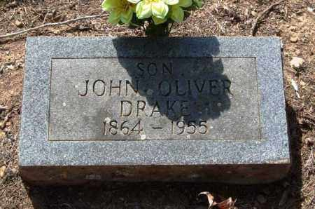 DRAKE, JOHN OLIVER - Perry County, Arkansas | JOHN OLIVER DRAKE - Arkansas Gravestone Photos