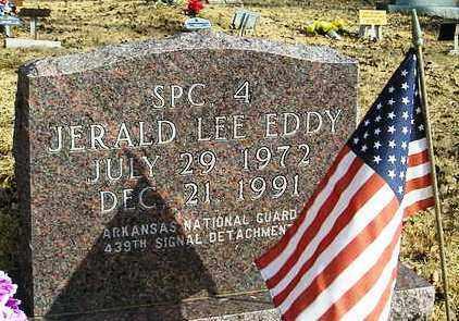 EDDY, JERALD LEE - Perry County, Arkansas | JERALD LEE EDDY - Arkansas Gravestone Photos