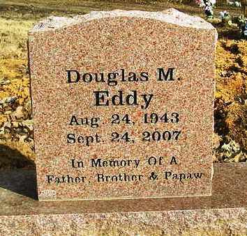 EDDY, DOUGLAS M. - Perry County, Arkansas | DOUGLAS M. EDDY - Arkansas Gravestone Photos