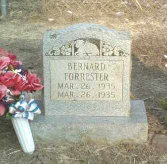 FORRESTER, BERNARD - Perry County, Arkansas | BERNARD FORRESTER - Arkansas Gravestone Photos