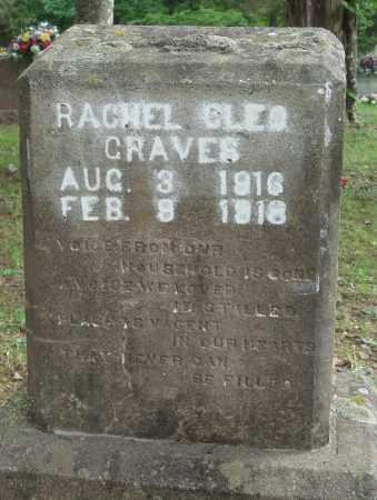 GRAVES, RACHEL CLEO - Perry County, Arkansas | RACHEL CLEO GRAVES - Arkansas Gravestone Photos