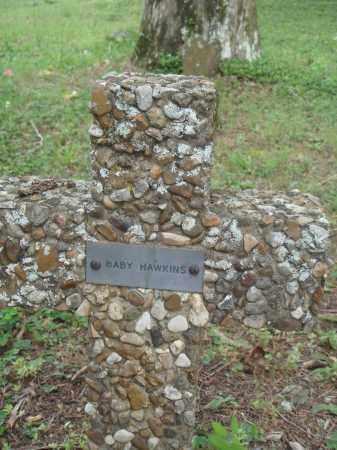 HAWKINS, BABY 1 - Perry County, Arkansas | BABY 1 HAWKINS - Arkansas Gravestone Photos
