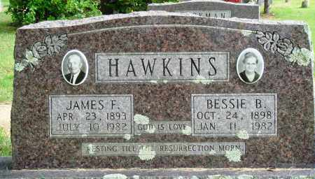 HAWKINS, BESSIE B - Perry County, Arkansas | BESSIE B HAWKINS - Arkansas Gravestone Photos