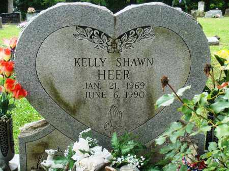 HEER, KELLY SHAWN - Perry County, Arkansas | KELLY SHAWN HEER - Arkansas Gravestone Photos