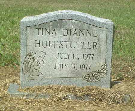 HUFFSTUTLER, TINA DIANNE - Perry County, Arkansas | TINA DIANNE HUFFSTUTLER - Arkansas Gravestone Photos