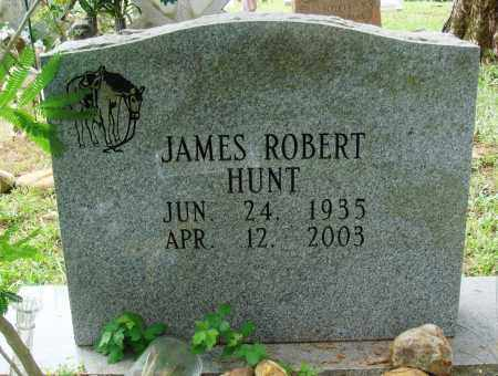 HUNT, JAMES ROBERT - Perry County, Arkansas | JAMES ROBERT HUNT - Arkansas Gravestone Photos