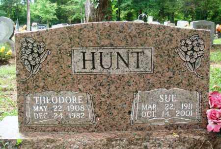 HUNT, THEODORE - Perry County, Arkansas | THEODORE HUNT - Arkansas Gravestone Photos