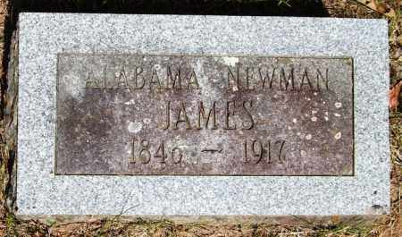 NEWMAN JAMES, ALABAMA - Perry County, Arkansas | ALABAMA NEWMAN JAMES - Arkansas Gravestone Photos