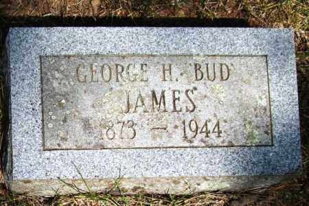"JAMES, GEORGE H. ""BUD"" - Perry County, Arkansas 