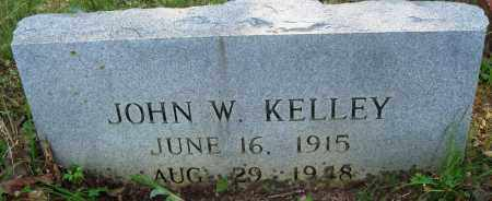 KELLEY, JOHN W - Perry County, Arkansas | JOHN W KELLEY - Arkansas Gravestone Photos
