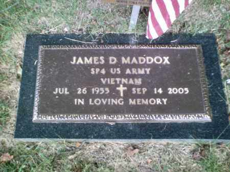 MADDOX  (VETERAN VIET), JAMES DEWAYNE - Perry County, Arkansas | JAMES DEWAYNE MADDOX  (VETERAN VIET) - Arkansas Gravestone Photos
