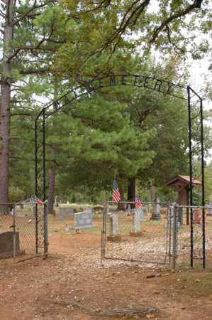 *ENTRANCE,  - Perry County, Arkansas |  *ENTRANCE - Arkansas Gravestone Photos
