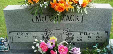 MCCORMACK, TRELADA V - Perry County, Arkansas | TRELADA V MCCORMACK - Arkansas Gravestone Photos