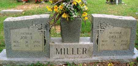 MILLER, ORA E - Perry County, Arkansas | ORA E MILLER - Arkansas Gravestone Photos