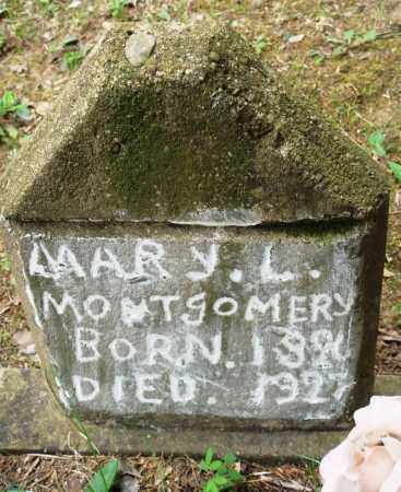 MONTGOMERY, MARY L - Perry County, Arkansas | MARY L MONTGOMERY - Arkansas Gravestone Photos