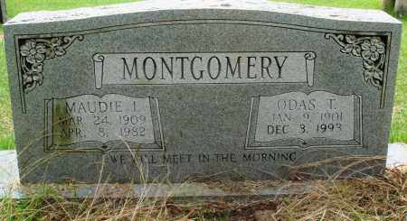 MONTGOMERY, MAUDIE L - Perry County, Arkansas | MAUDIE L MONTGOMERY - Arkansas Gravestone Photos