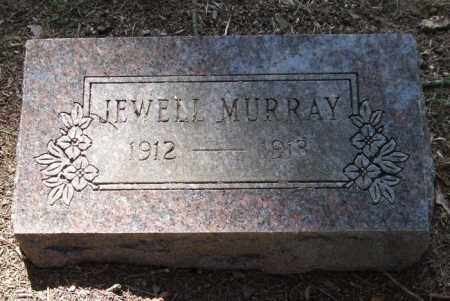 MURRAY, JEWELL - Perry County, Arkansas | JEWELL MURRAY - Arkansas Gravestone Photos