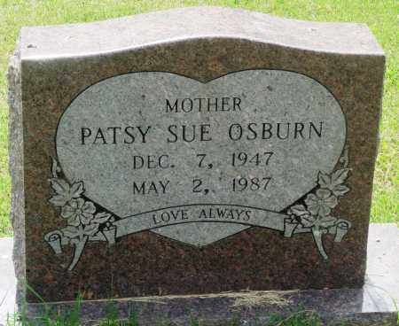 OSBURN, PATSY SUE - Perry County, Arkansas | PATSY SUE OSBURN - Arkansas Gravestone Photos