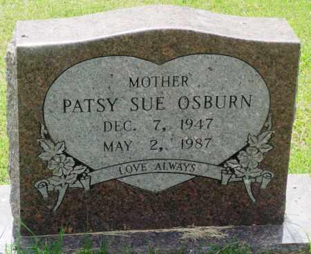 OSBURN, PATSY SUE - Perry County, Arkansas   PATSY SUE OSBURN - Arkansas Gravestone Photos
