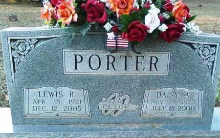 PORTER, DAISY A. - Perry County, Arkansas | DAISY A. PORTER - Arkansas Gravestone Photos