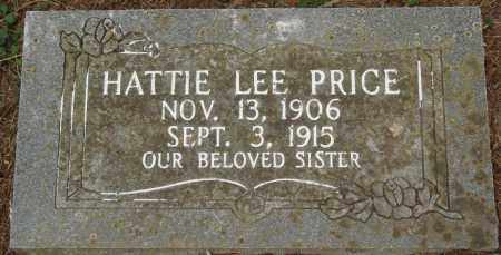 PRICE, HATTIE LEE - Perry County, Arkansas | HATTIE LEE PRICE - Arkansas Gravestone Photos