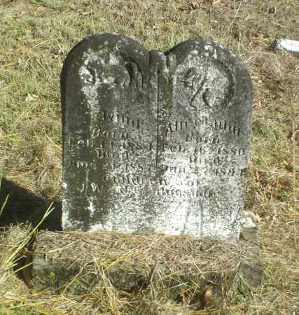 RAGSDALE, ELVINA - Perry County, Arkansas | ELVINA RAGSDALE - Arkansas Gravestone Photos