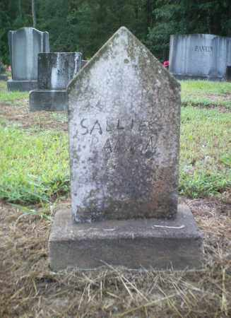 RANKIN, SALLIE - Perry County, Arkansas | SALLIE RANKIN - Arkansas Gravestone Photos