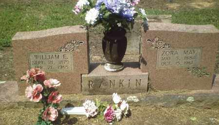 RANKIN, ZORA MAY - Perry County, Arkansas | ZORA MAY RANKIN - Arkansas Gravestone Photos