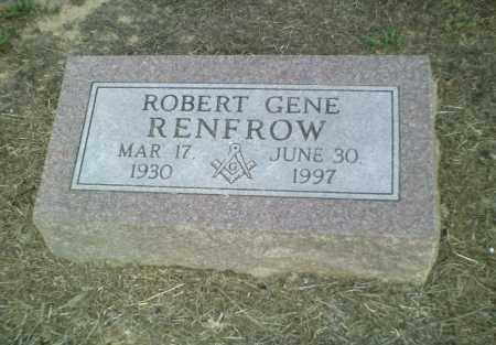 RENFROW, ROBERT GENE - Perry County, Arkansas | ROBERT GENE RENFROW - Arkansas Gravestone Photos