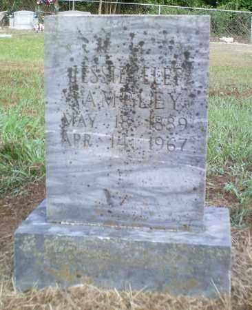 SAMPLEY, JESSIE ELET - Perry County, Arkansas | JESSIE ELET SAMPLEY - Arkansas Gravestone Photos