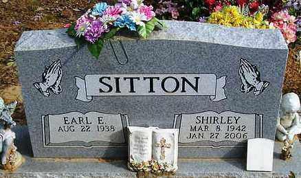 SITTON, SHIRLEY - Perry County, Arkansas | SHIRLEY SITTON - Arkansas Gravestone Photos