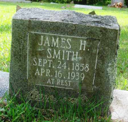 SMITH, JAMES H - Perry County, Arkansas | JAMES H SMITH - Arkansas Gravestone Photos
