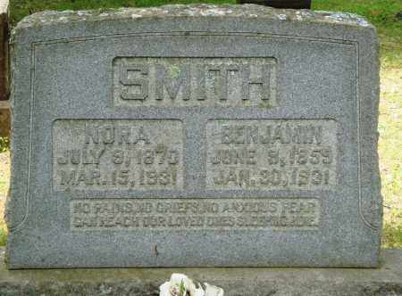 SMITH, NORA - Perry County, Arkansas | NORA SMITH - Arkansas Gravestone Photos