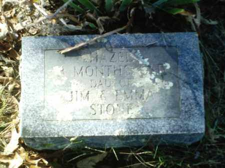STONE, HAZEL - Perry County, Arkansas | HAZEL STONE - Arkansas Gravestone Photos
