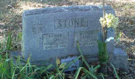 STONE, EMMA - Perry County, Arkansas | EMMA STONE - Arkansas Gravestone Photos