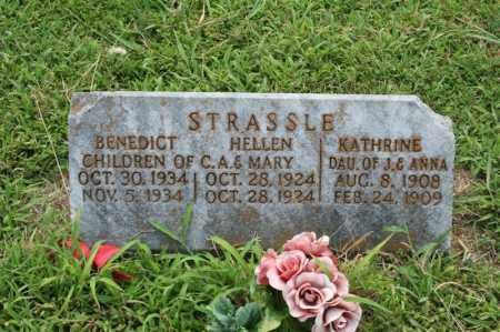 STRASSER, KAHTRINE - Perry County, Arkansas | KAHTRINE STRASSER - Arkansas Gravestone Photos