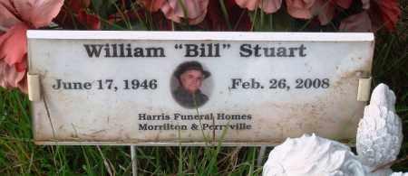"STUART, WILLIAM ""BILL"" - Perry County, Arkansas | WILLIAM ""BILL"" STUART - Arkansas Gravestone Photos"