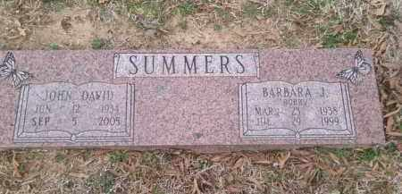 "SUMMERS, BARBARA J. ""BOBBY"" - Perry County, Arkansas 