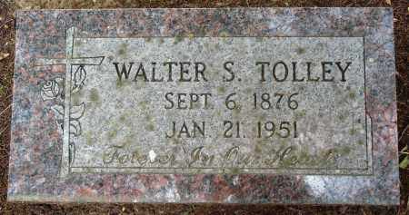 TOLLEY, WALTER S - Perry County, Arkansas | WALTER S TOLLEY - Arkansas Gravestone Photos