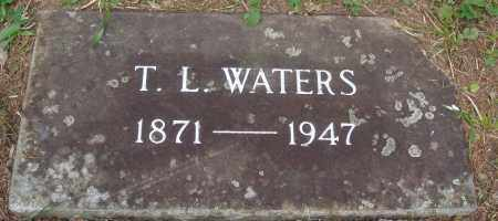 WATERS, T L - Perry County, Arkansas | T L WATERS - Arkansas Gravestone Photos