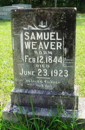 WEAVER, SAMUEL - Perry County, Arkansas | SAMUEL WEAVER - Arkansas Gravestone Photos