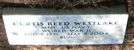 "WESTLAKE  (VETERAN WWII), CURTIS REED ""BUD"" - Perry County, Arkansas 