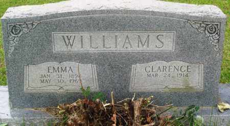 WILLIAMS, EMMA - Perry County, Arkansas | EMMA WILLIAMS - Arkansas Gravestone Photos