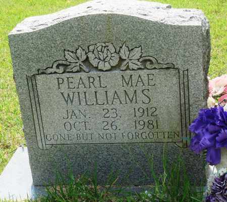 WILLIAMS, PEARL MAE - Perry County, Arkansas | PEARL MAE WILLIAMS - Arkansas Gravestone Photos