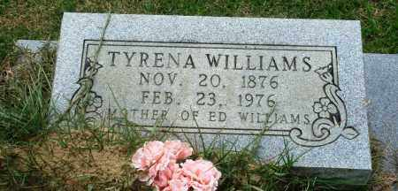 WILLIAMS, TYRENA - Perry County, Arkansas | TYRENA WILLIAMS - Arkansas Gravestone Photos