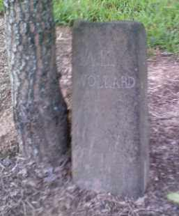 WOLLARD, M. E. - Perry County, Arkansas | M. E. WOLLARD - Arkansas Gravestone Photos
